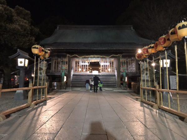 宇都宮二荒山神社とは