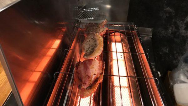 チンカラホイの肉グリル