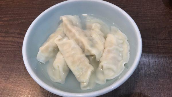 香蘭の水餃子