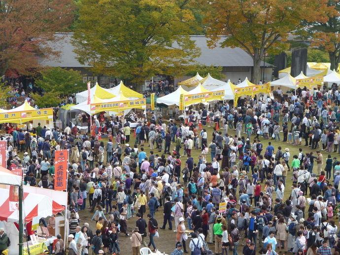 宇都宮餃子祭りの混雑情報