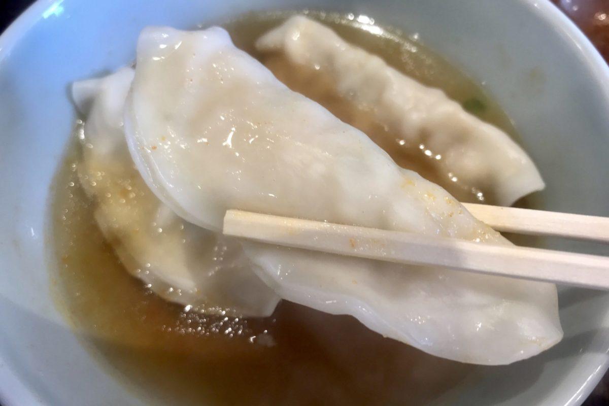 水餃子の皮