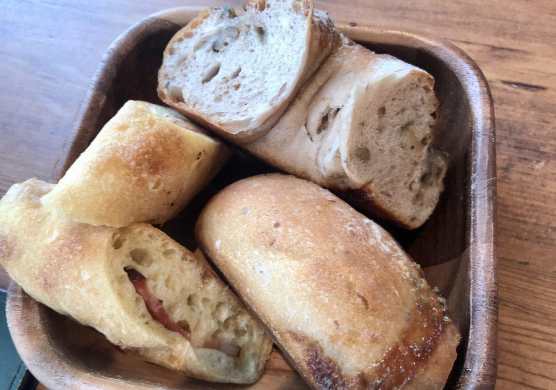 ペニーレイン レストラン宇都宮店の食べ放題パン