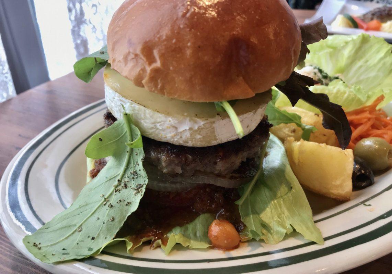 ペニーレイン レストラン宇都宮のハンバーガー
