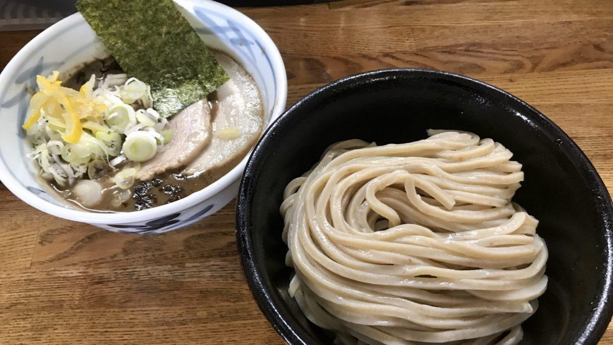 村岡屋本店のつけ麵
