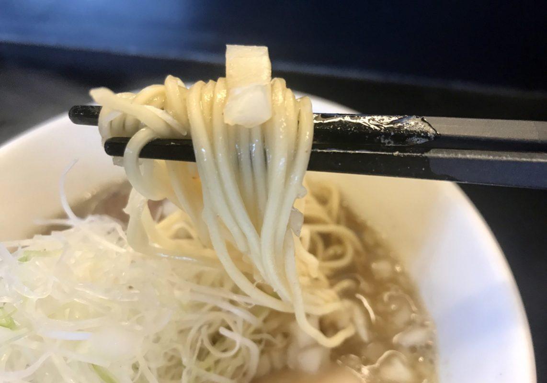 のじじの麺