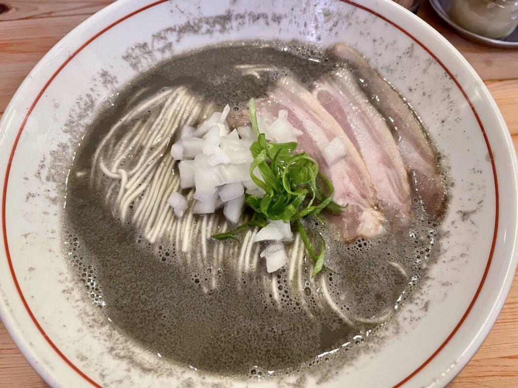コレキヨの煮干しラーメン