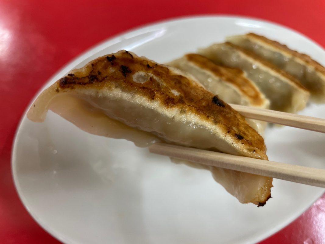 美智都(みちのく)の餃子