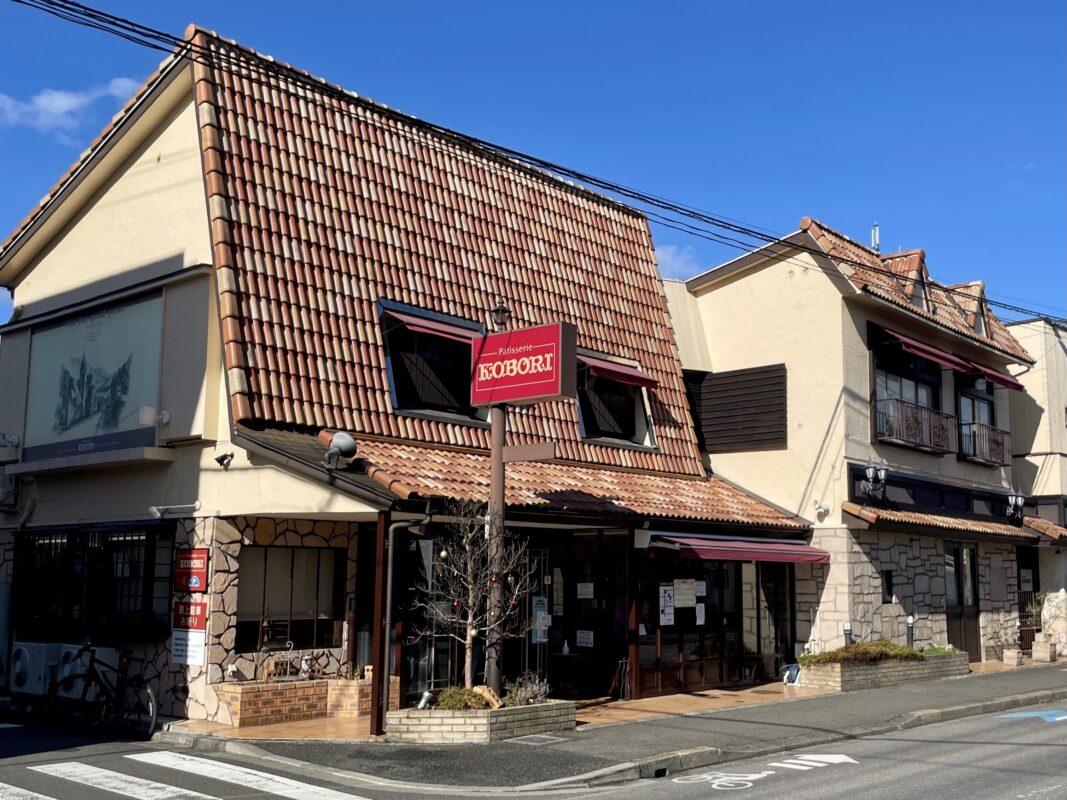 コボリ洋菓子店のバレンタインデー