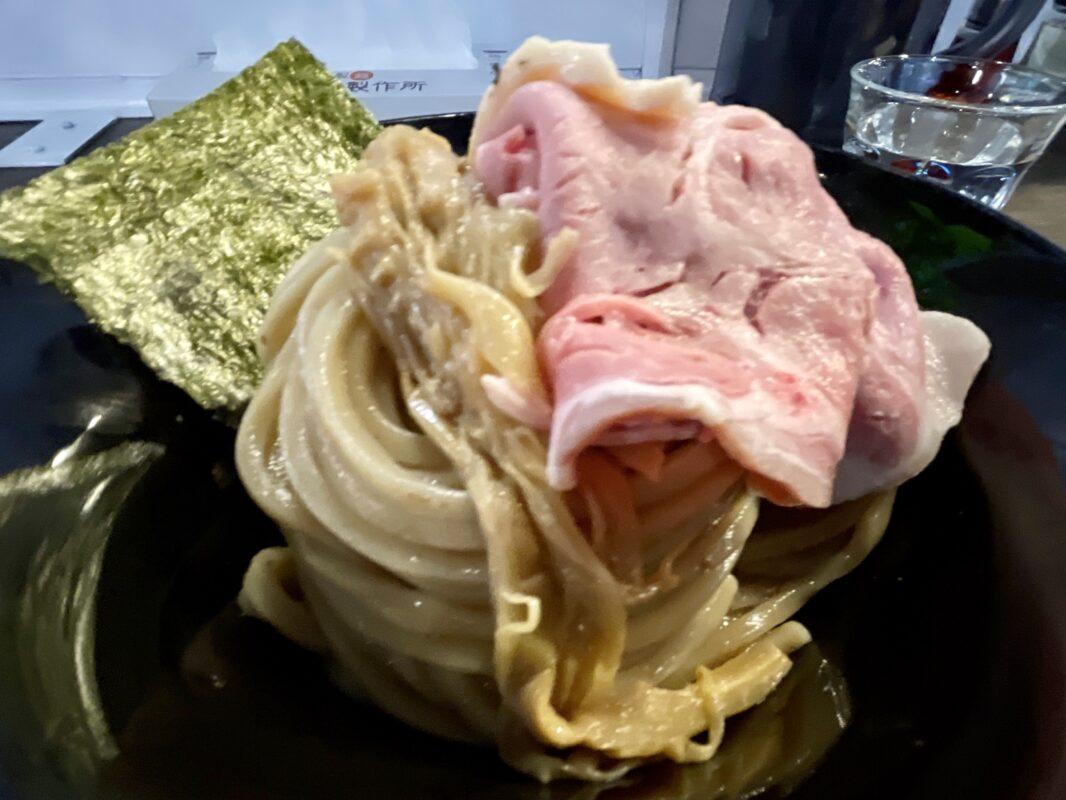 自家製麺大森製作所の麺