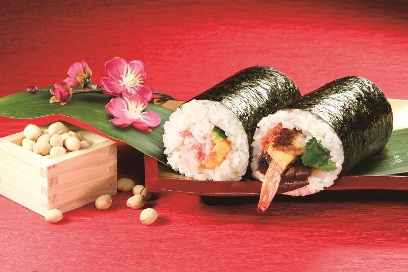 くら寿司の恵方巻き