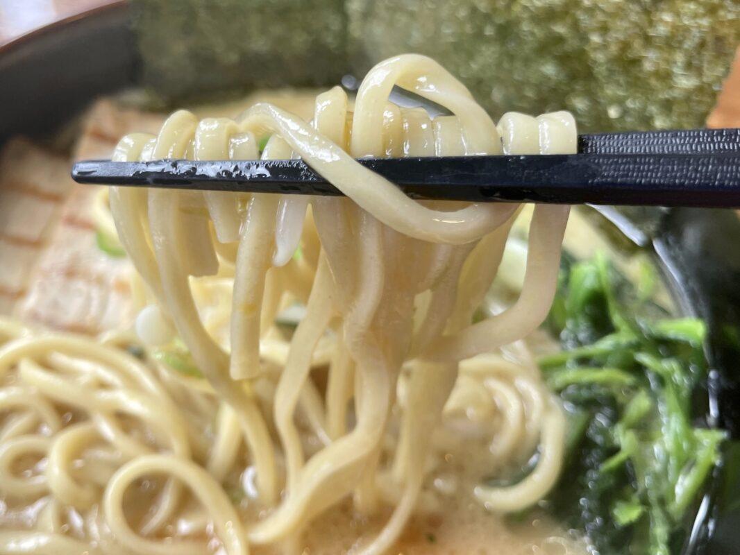 中村家の麺