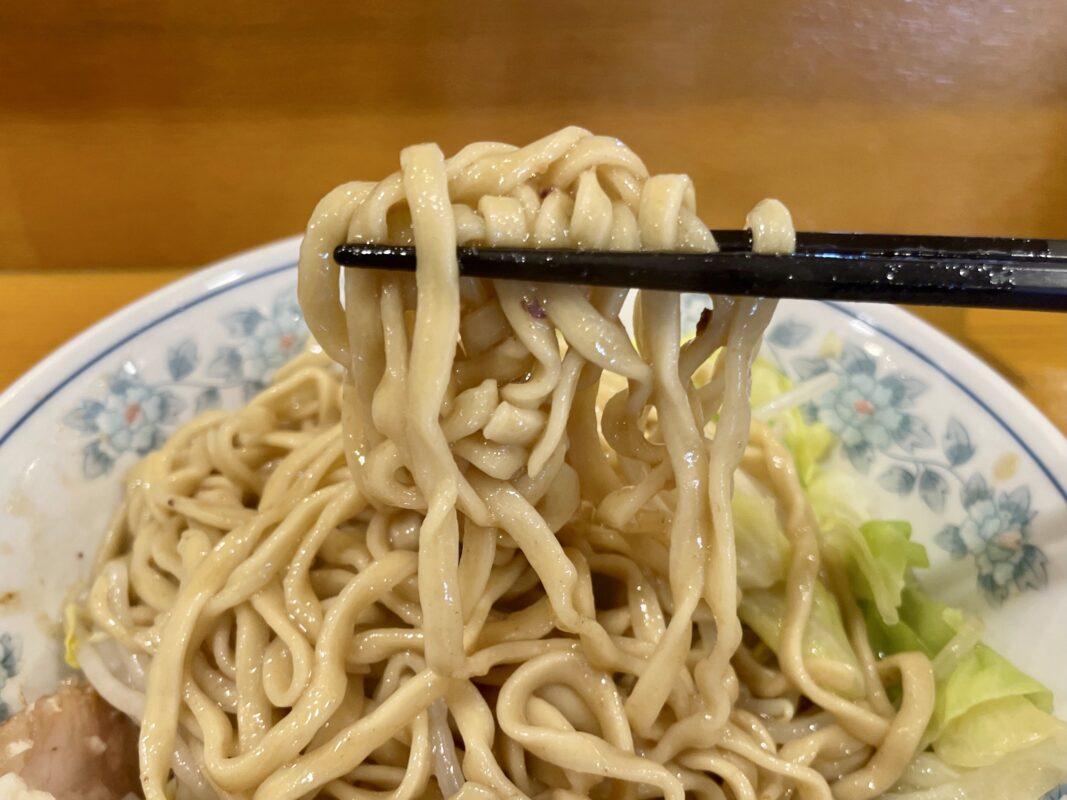 ラーメンOの麺