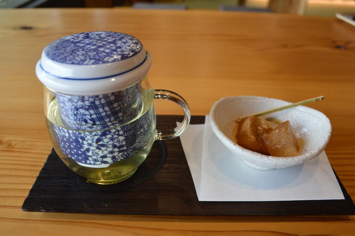 リアン茶屋のデザート