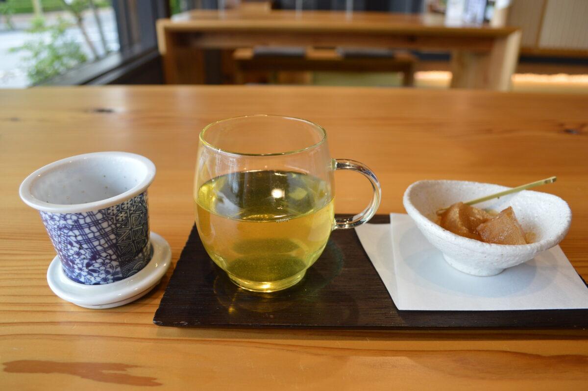 リアン茶屋の煎茶