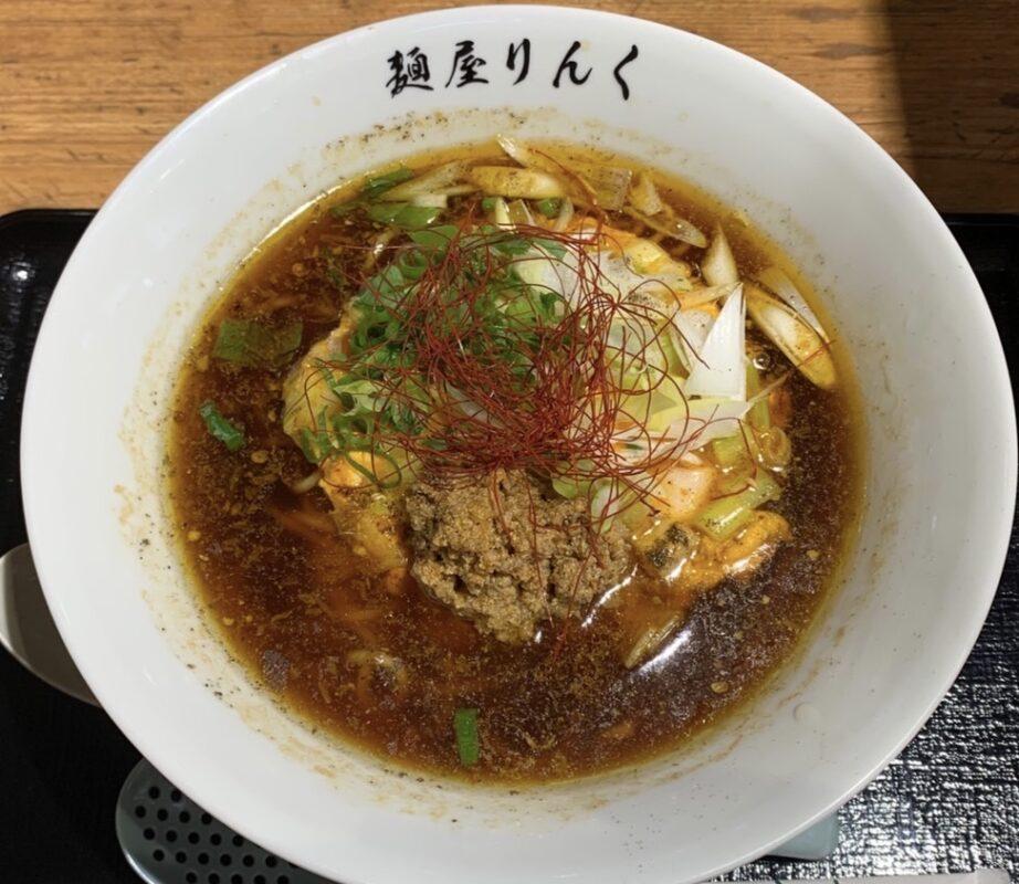 麺屋りんくの麻辣麺