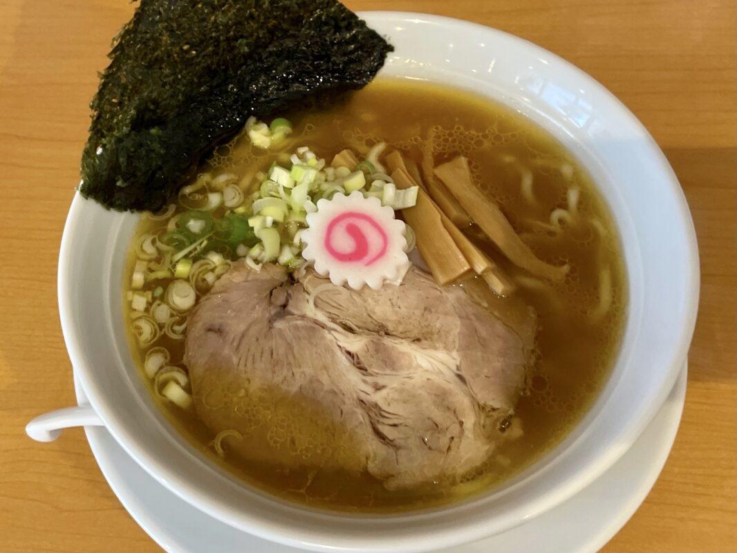 中華蕎麦しのざき江曽島店のラーメン
