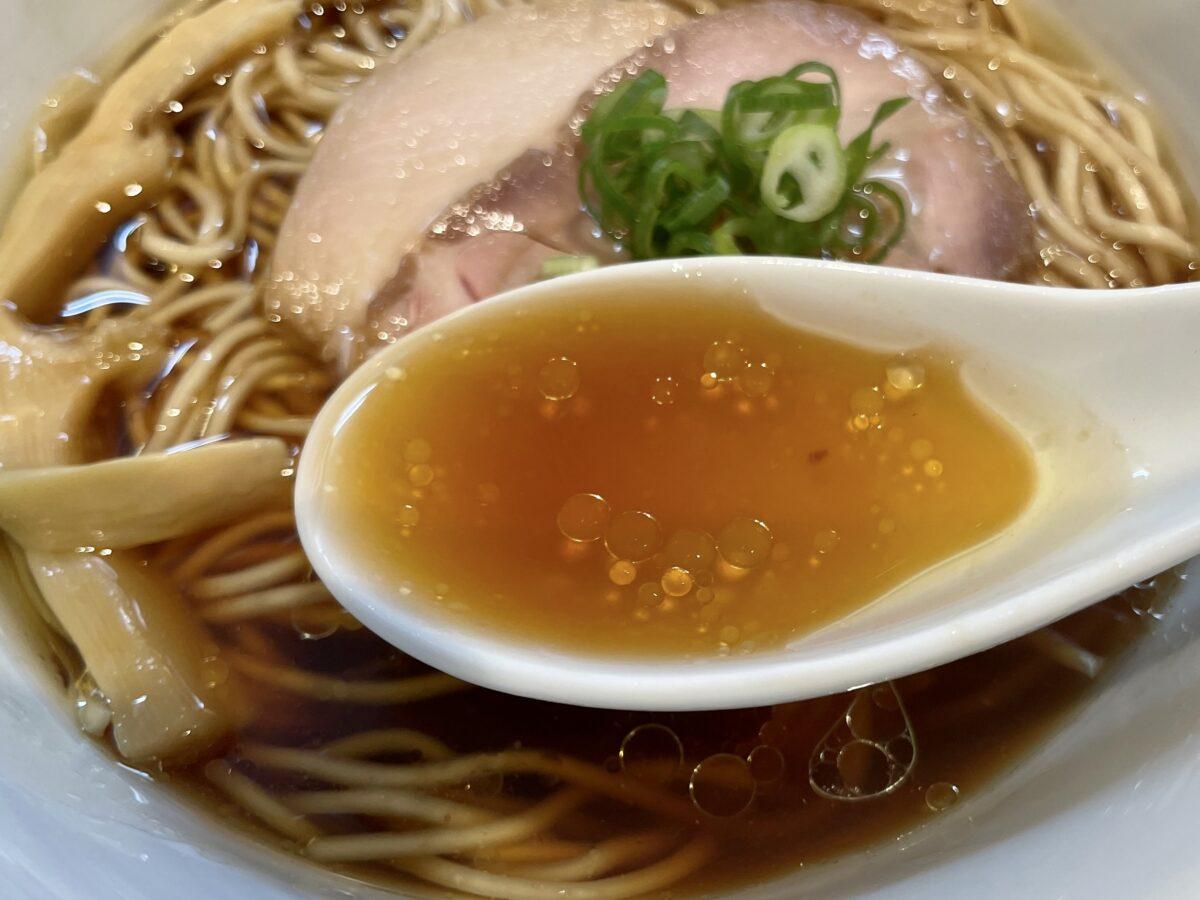 麺屋みや田のスープ